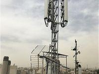 سقوط مرگبار مرد جوان از بالای برج مخابراتی +عکس