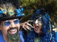 فستیوال ترسناک گاتها +تصاویر