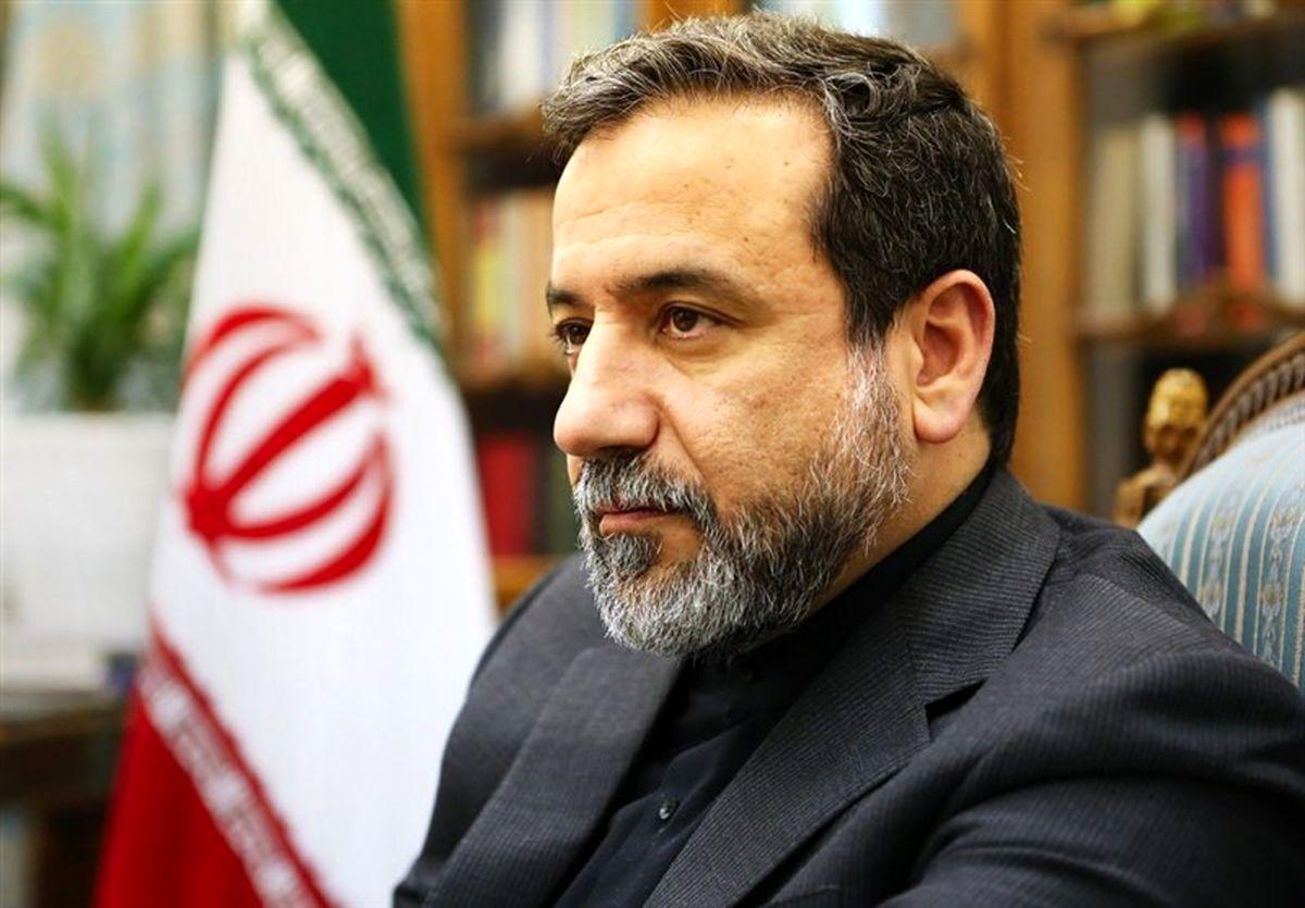 موضع ایران لغو تحریمها است