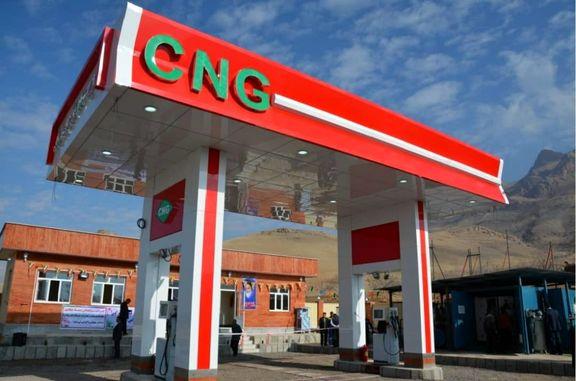 توزیع ۲۲پمپ ضدعفونیکننده میان جایگاهداران سوخت CNG