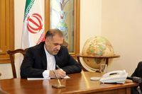 سفیر ایران: در رابطه با همکاری نظامی با روسیه برنامهای تهیه کردهایم