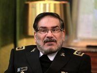 واکنش شمخانی به مداخله پمپئو در امور داخلی ایران