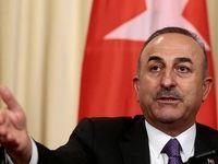 وزیر خارجه ترکیه: نباید اقدامات اسرائیل بی پاسخ بماند