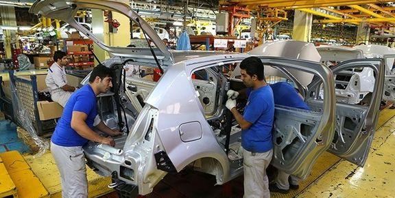 کاهش 35درصدی تولید خودرو در 7ماهه