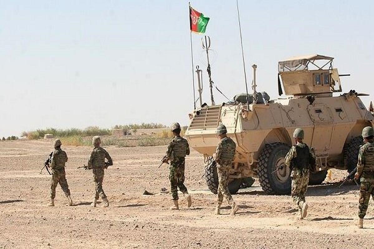 درگیری شدید طالبان با نیروهای امنیتی افغانستان در حومه مزار شریف