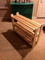 نحوۀ ساخت جاکفشی چوبی