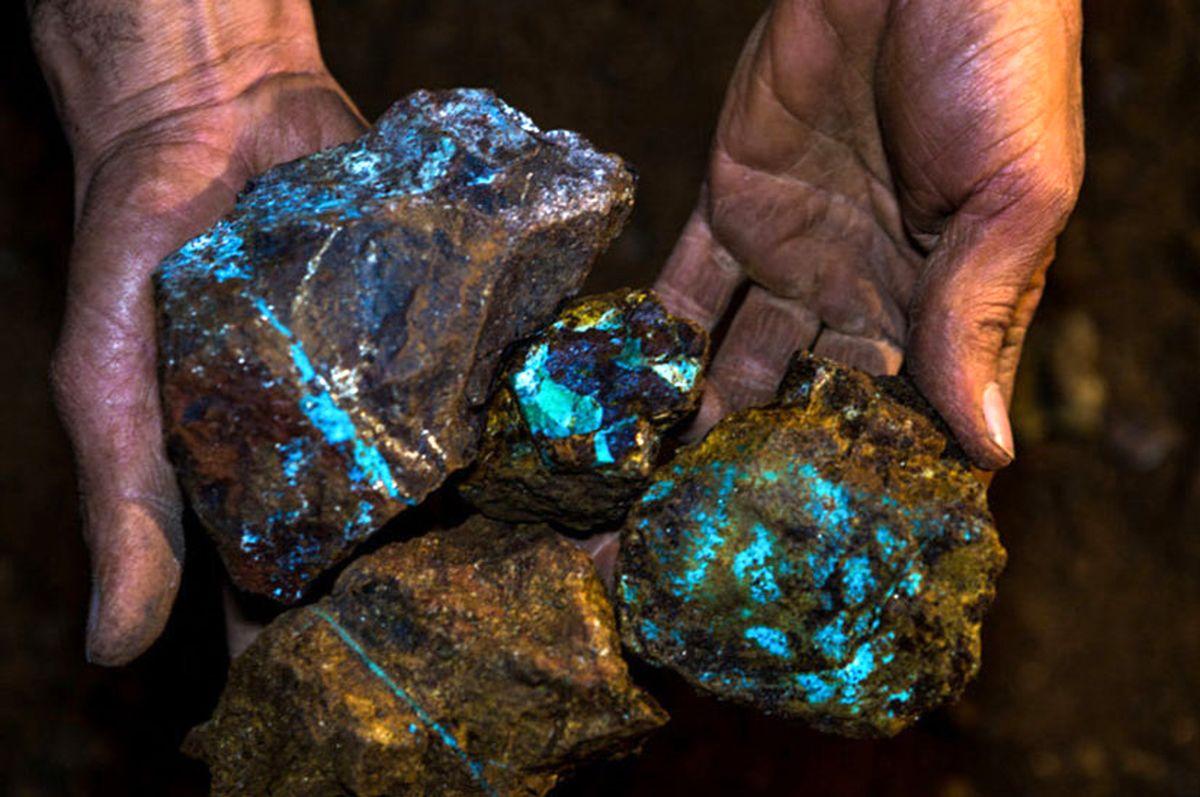 رشد تولید ۷محصول معدنی