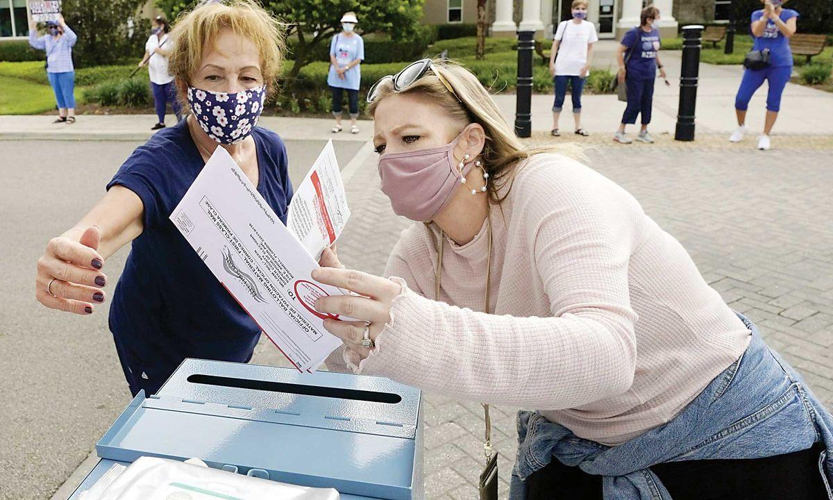 فردا رای غالب ایالتهای آمریکا مشخص خواهد شد