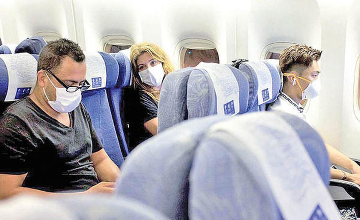 مسافرت هوایی بیش از ۱میلیون آمریکایی طی یک روز