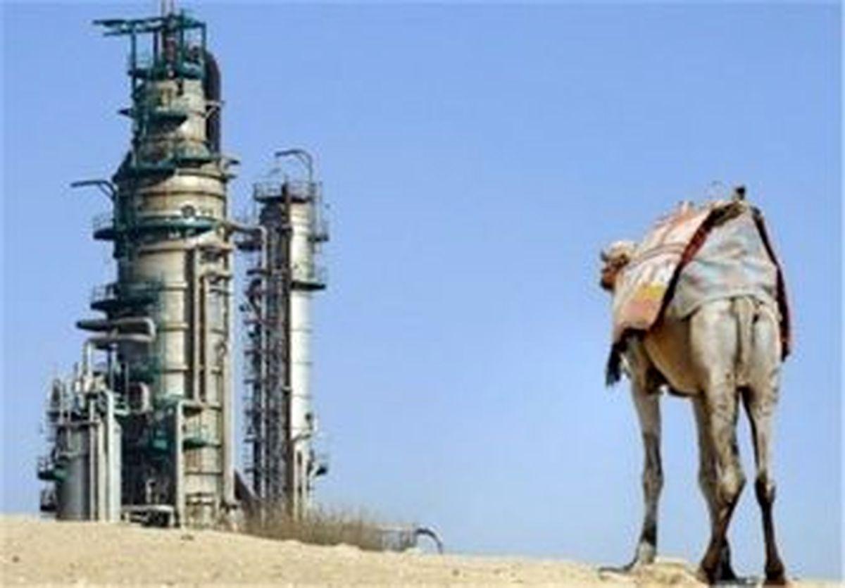 اکتشافات جدید آرامکو/ شناسایی میدان گازی در شمال عربستان