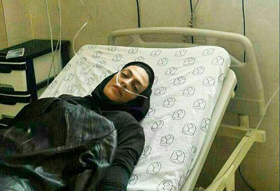شهربانو منصوریان، قهرمان ووشو در ICU +عکس
