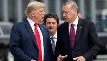 وعده ۱۰۰میلیارد دلاری ترامپ به اردوغان