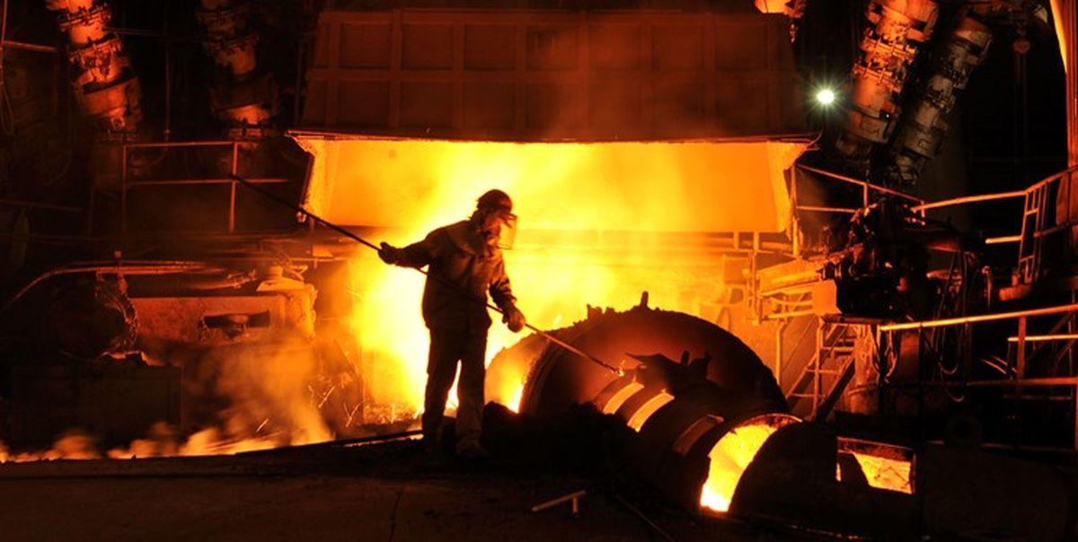 سهامداران فولاد مبارکه بخوانند (۲۳مرداد) / افت فولاد پس از صعود ۶روزه