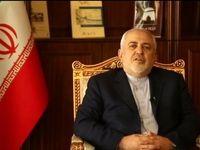 ظریف روز ارتش را تبریک گفت