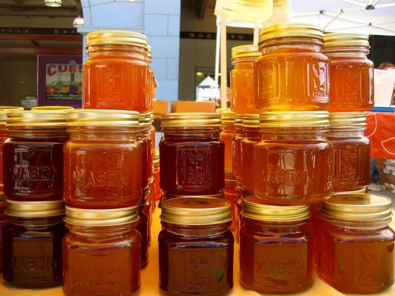 کشف ۱۴تن عسل احتکاری