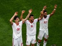 شوخی جالب فیفا با خوشحالی بازیکنان تیم ملی + عکس