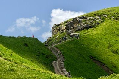 طبیعت بهاری مراوه تپه