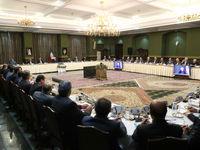 روحانی: ذخایر کالاهای اساسی کشور بهتر و بیشتر از هر زمان دیگری است/ رشد صادرات غیرنفتی و حمایت از بخش خصوصی در اولویت باشد