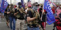 طرفداران مسلح ترامپ قصد تظاهرات در برابر کنگره دارند