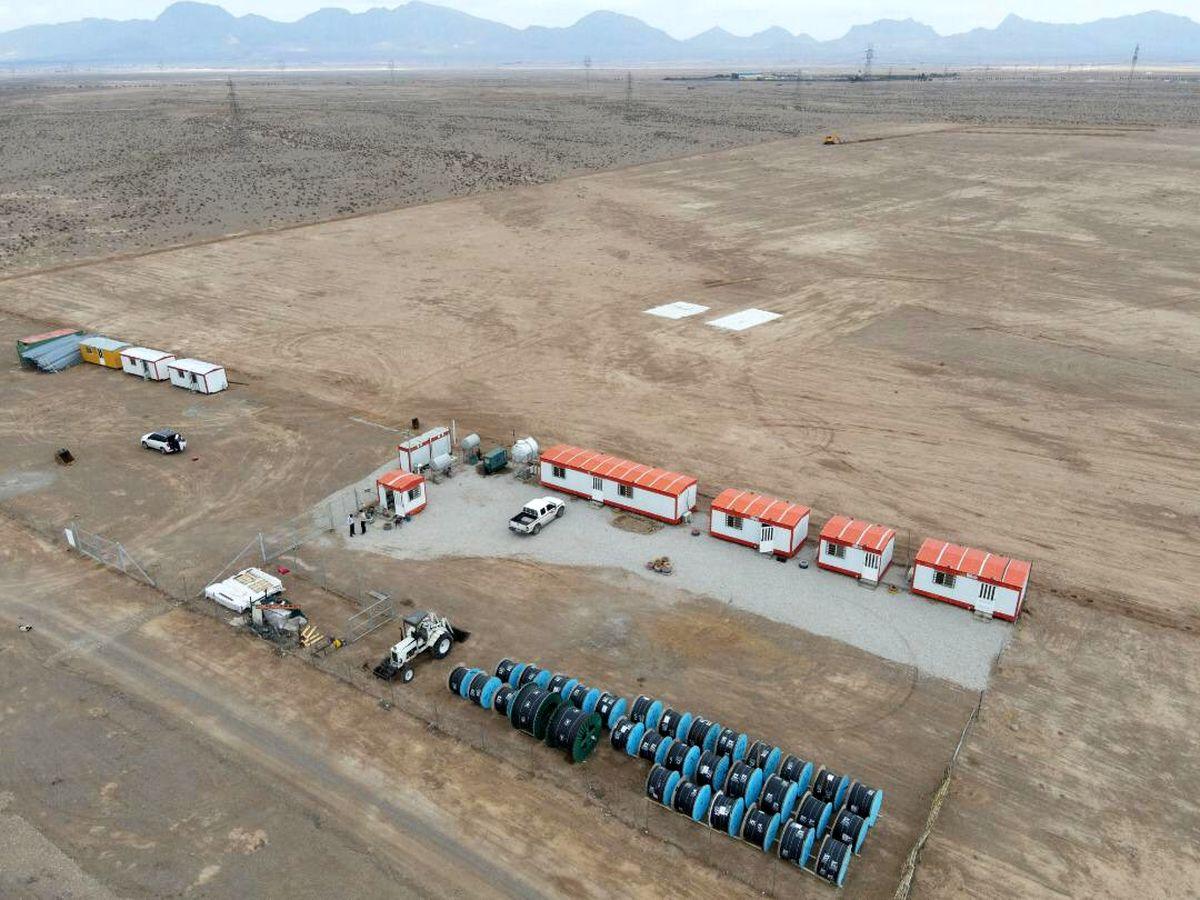نیروگاه خورشیدی ۱۰مگاواتی اردیبهشت ماه امسال به بهرهبرداری میرسد