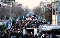 بازنمایی «راهپیمایی اربعین» در تهران لغو شد