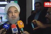 روحانی: باز هم یک برنامه صدروزه خواهم داشت +فیلم