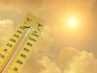 افزایش دما تا ۵ درجه در اغلب نقاط کشور