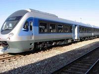 قطار به سر ایران رسید