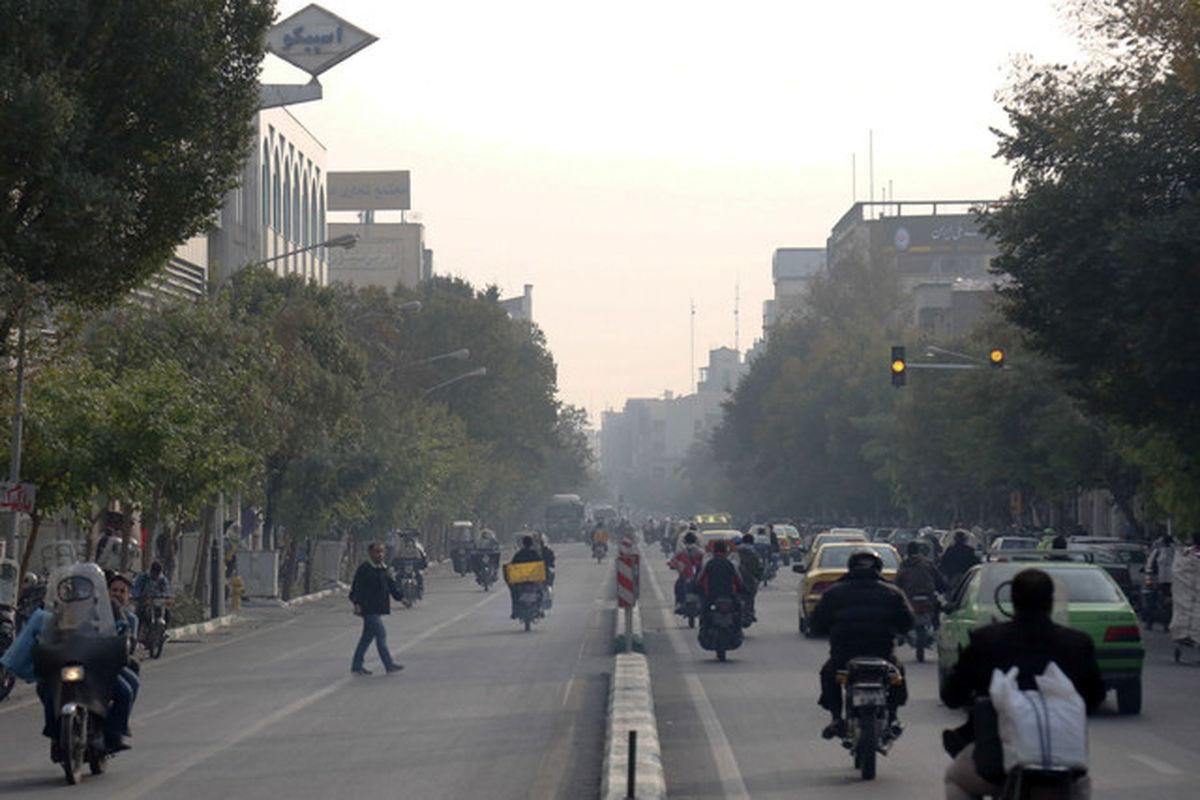 ازن در هوای تهران چطور اندازهگیری میشود؟