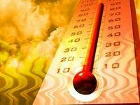 افزایش دمای هوا در بیشتر مناطق کشور