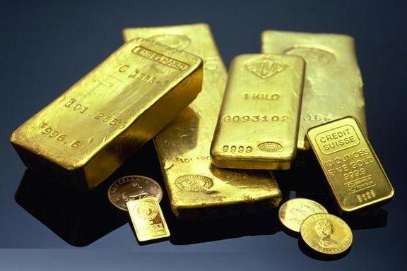 رشد قیمت اونس جهانی طلا