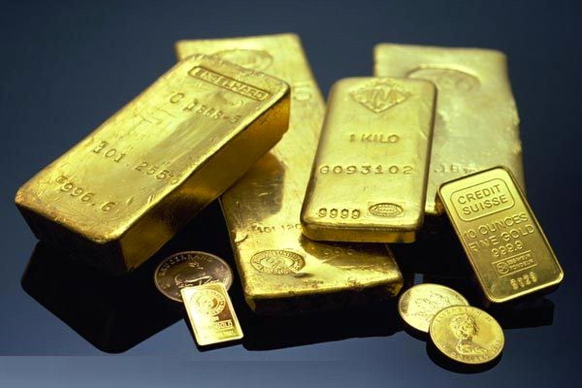 تلاش فلز زرد برای ماندگاری در کانال ۱۸۰۰دلاری/ طلا از کف قیمتی پنج ماهه فاصله گرفت