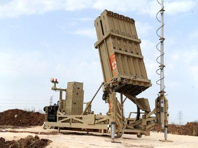 حضور هیات سعودی برای خرید گنبد آهنین در تل آویو