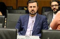 نامه غریبآبادی به سازمانهای بینالمللی درباره تحریم ظریف