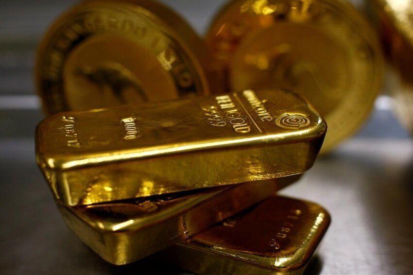 طلای خام
