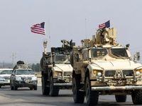 ورود نیروهای آمریکایی به عراق +فیلم