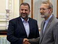 لاریجانی: حمایت از فلسطین واجب اسلامی است