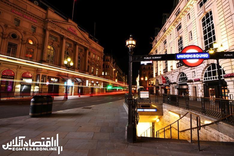 شب لندن