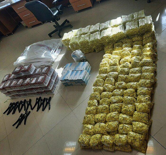 کشف داروی قاچاق در سیبزمینیهای صادراتی به ترکمنستان