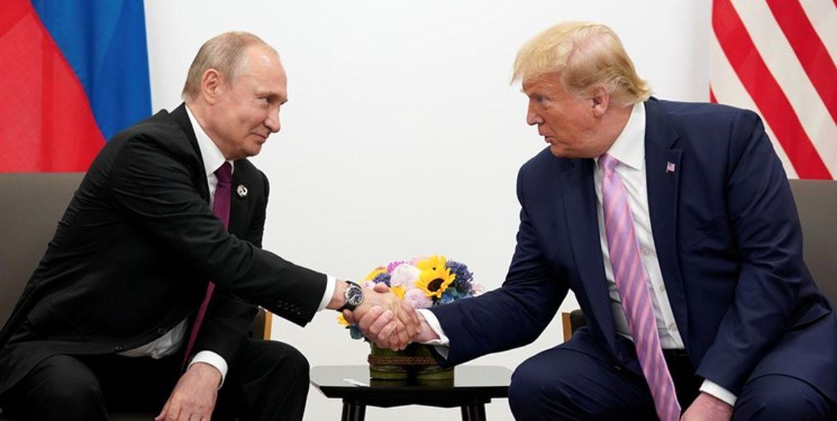 نشست دوجانبه ترامپ با پوتین در حاشیه اجلاس گروه20