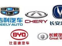 بزرگترین خودروسازان چینی کدامند؟