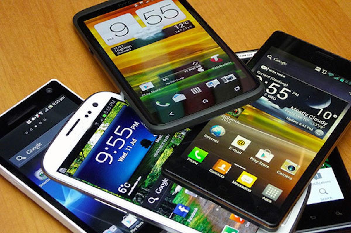 ۸۰درصد موبایل های بازار رجیستری نشده اند