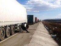 مرزهای بسته ترکیه حتی به روی کامیونهای این کشور