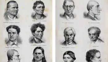 پزشکان قرن 19مدعی بودند از چهره بعضیها جرم و جنایت میبارد!