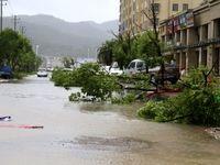 ابر توفان لیکیما با ۱۳کشته و ۱۶مفقود در چین