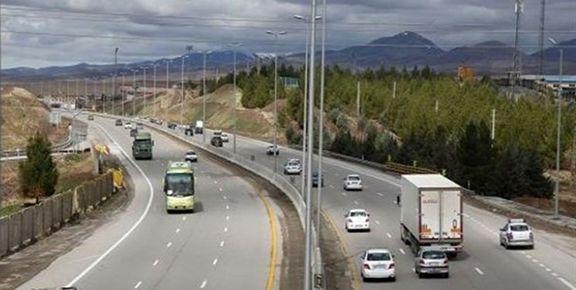 افزایش افزایش ۲.۵درصدی تردد در جادهها