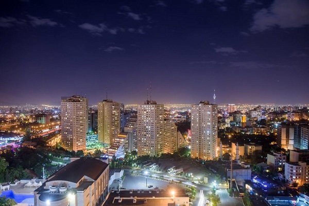 تهران در لیست ۲۰ شهر پرجمعیت دنیا