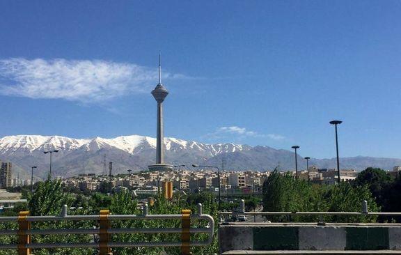تهرانیها امروز هوای پاک استشمام میکنند