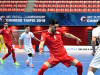 پیروزی پر گل فوتسال ایران برابر چین