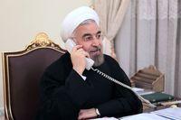 گفتگوی تلفنی رؤسای جمهور ایران و ازبکستان